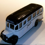 CORGI 1:50 Bedford OB coach pioneer classic bus coach diecast model loose @sold@